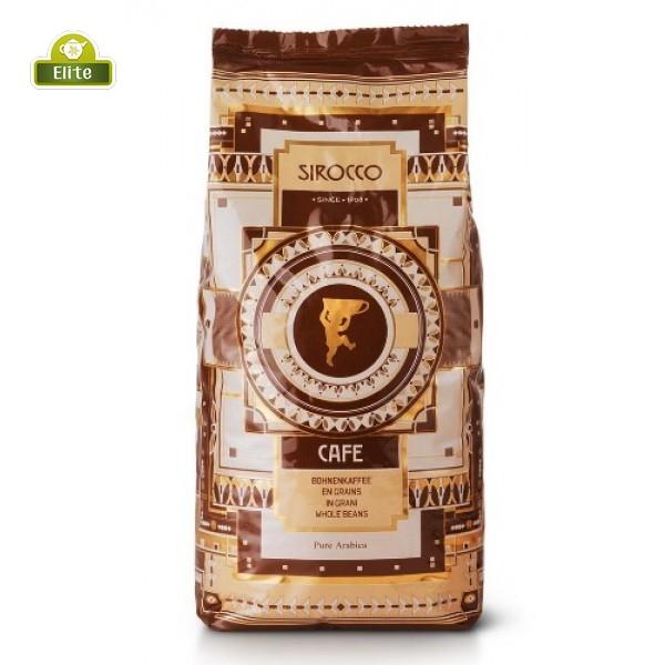 SIROCCO (Швейцария) Кофе Sirocco Milano Bar, зерно (1000 гр)