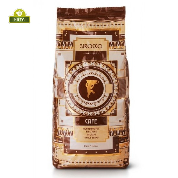 Sirocco Fair Traid Bio Arabica, зерно (1000 гр)
