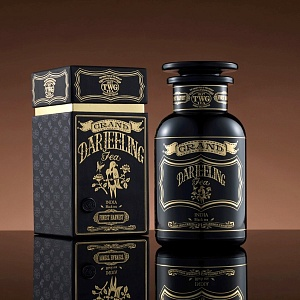 Черный чай TWG Tea Grand Darjeeling / Великий Дарджилинг, коллекция чая Grand Fine Harvest Tea (90 гр)