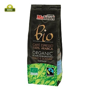 Molinari Bio Organic Fairtrade (500 гр)